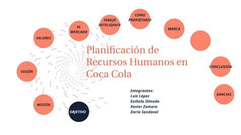 Planeación Estratégica de Recursos Humanos en Coca Cola by ...