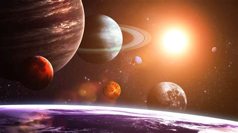 planet, Space, Solar System, Space Art Wallpapers HD ...