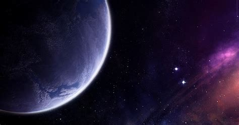 Planeta Estrellas y Nebulosas   Fondos de Pantalla HD ...