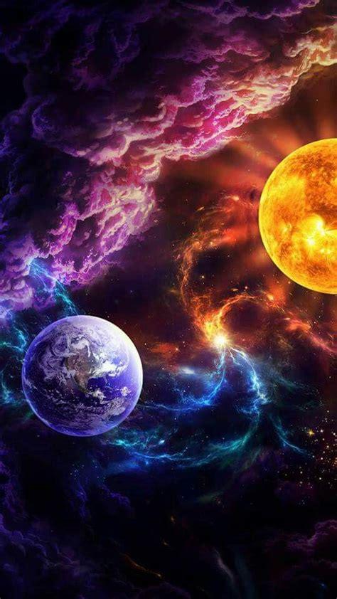 Planeta Wallpaper | Fondos de pantalla universo, Arte del ...