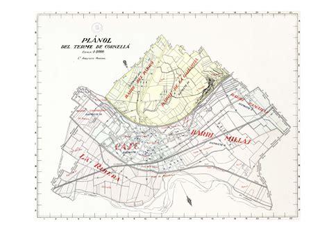Plano de Cornellà 1920   Almeda