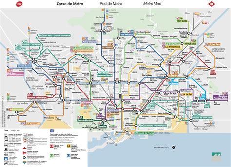 plano metro barcelona   Maker Faire Barcelona
