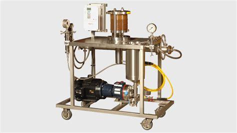 Planta Piloto de Filtración por Membrana L