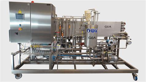 Planta Piloto de Filtración por Membrana P