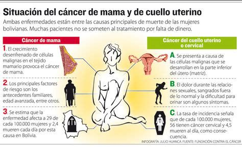 Plantean gratuidad para tratar el cáncer cervical y el de ...