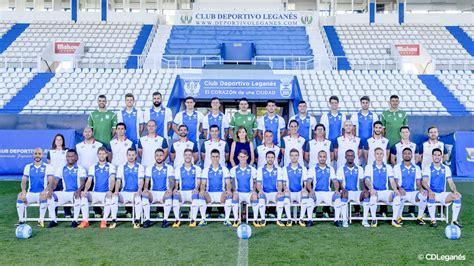 Plantilla Club Deportivo Leganés   C.D. Leganés   Web Oficial