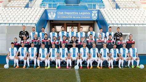 Plantilla Club Deportivo Leganés   Leganés