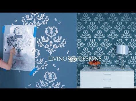 Plantilla Decorativa stencil para el diseño de interiores ...
