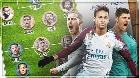 Plantilla del Real Madrid 2020   YouTube