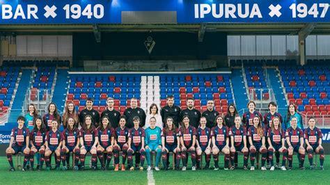 Plantilla Primer Equipo Femenino | SD Eibar   Web Oficial