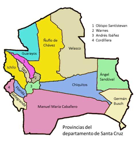 Plantilla:Santa Cruz Departamento Mapa   FamilySearch Wiki