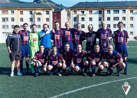 Plantilla SD Eibar Veteranos | SD Eibar   Web Oficial