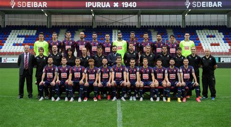 Plantilla Sociedad Deportiva Eibar SAD | Eibar