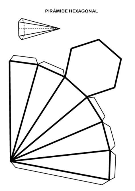 Plantillas cuerpos geométricos