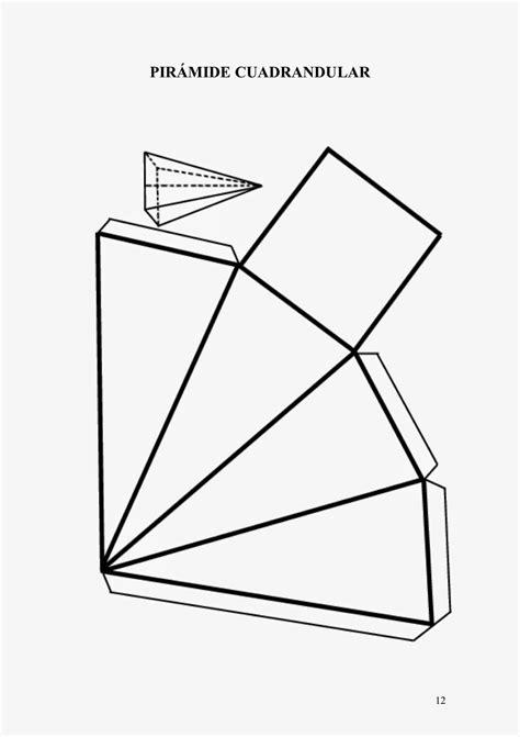 Plantillas Cuerpos Geométricos | PrimariaNetza5A