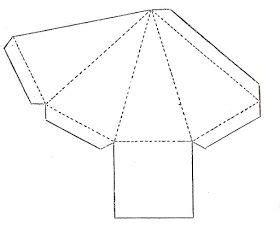 Plantillas para elaborar cuerpos geometricos | Cuerpos ...