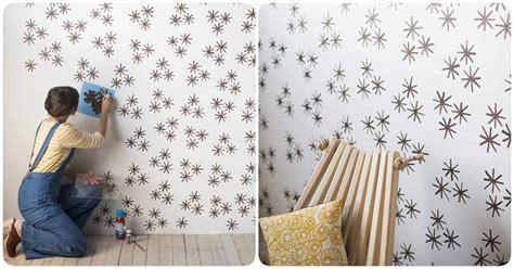 Plantillas para pintar paredes: cómo hacer un stencil casero