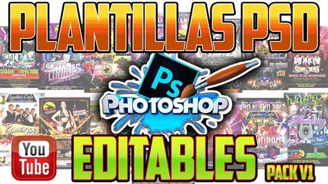 PLANTILLAS, PSD, FLYERS GRATIS EDITABLES PARA PHOTOSHOP ...
