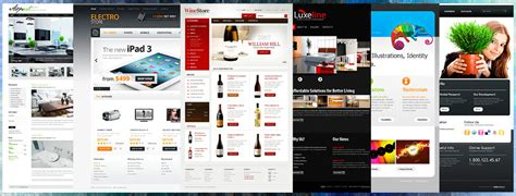 Plantillas web para Joomla, Prestashop, WordPress, Drupal ...