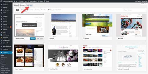 Plantillas WordPress: Guía para elegir y comprar un theme ...