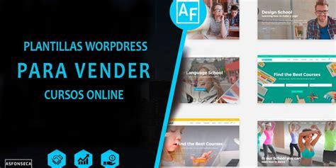 Plantillas Wordpress para vender cursos online   Alex Fonseca