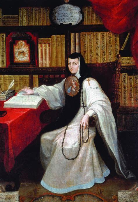 Plática de Sor Juana Inés de la Cruz en el museo de San ...