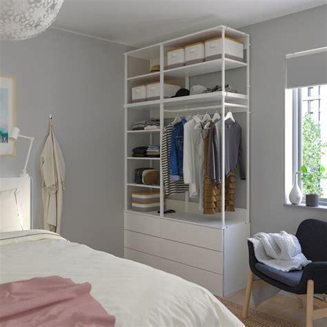 PLATSA Armario 6 cajones   blanco, Fonnes blanco   IKEA