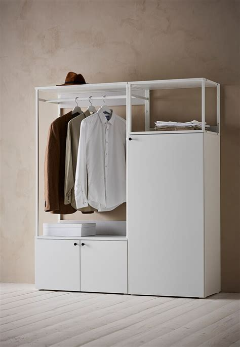 PLATSA Armario con 3 puertas   blanco, Fonnes blanco   IKEA