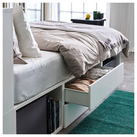 PLATSA Estructura cama 2 cajones   blanco, Fonnes   IKEA