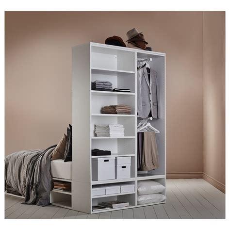 PLATSA Estructura cama+almacenaje   blanco   IKEA