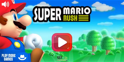 Play game Super Mario run   Free online action games