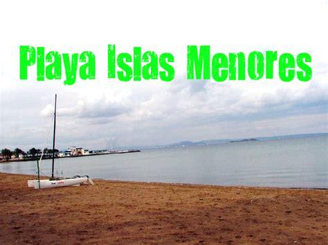 Playa de Islas Menores del mar menor   La Guía W   La Guía ...