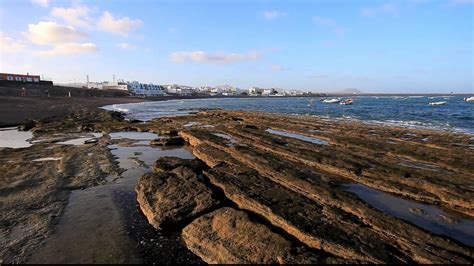 Playa de Puerto Lajas, Puerto del Rosario, Fuereventura ...