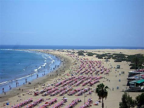 Playa del Inglés Maspalomas Coronavirus Covid 19 update ...