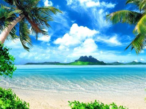 Playa en el paraíso   800x600 :: Fondos de pantalla y ...