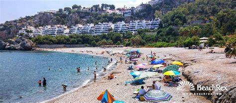 Playa Marina del Este   Almuñécar   Andalucia   Spain ...