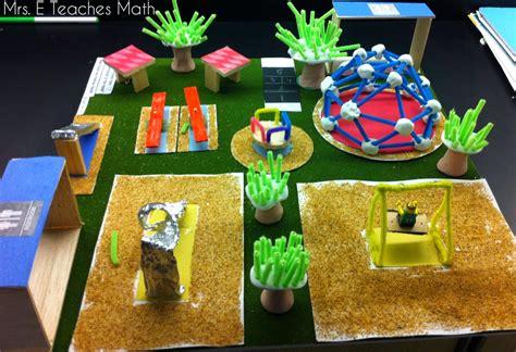 Playground Project | Mrs. E Teaches Math