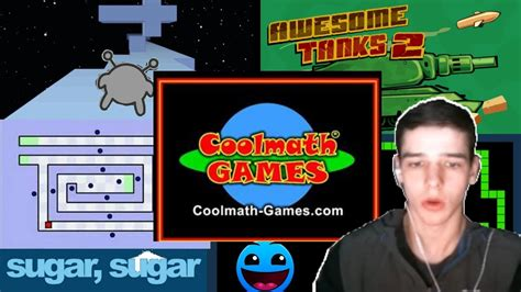 PLAYING COOL MATH GAMES!! [Childhood: 100]   YouTube