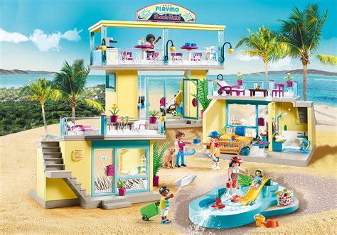 PLAYMO Beach Hotel   70434   PLAYMOBIL Deutschland