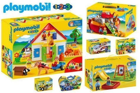 PLAYMOBIL 1 2 3 Ofertas   Mejores Precios Playmobil Para Bebés