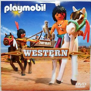 PLAYMOBIL 2013 WESTERN / TOP AGENTS 2 DVD PAL FOR EUROPEAN ...