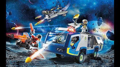 Playmobil 2021 police   galaxy police   YouTube