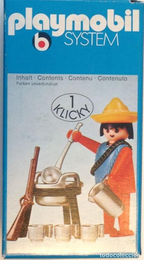 playmobil 3344 cocinero mejicano. nuevo a estre   Comprar ...