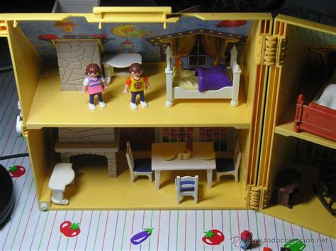 playmobil 4145 maletin casa de muñecas : 4 figu   Comprar ...