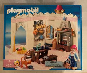 Playmobil 4251 Royal Kitchen Set And Cook For Castle 98% ...