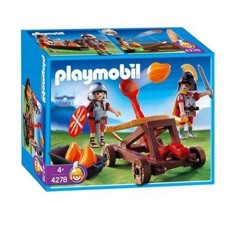 Playmobil 4278 catapulta romana   mejor precio | unprecio.es
