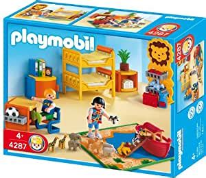 Playmobil 4287 Childrens Room: Amazon.co.uk: Toys & Games