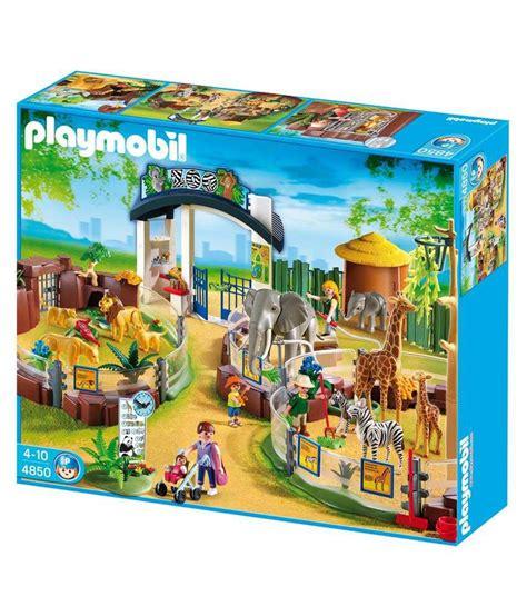 Playmobil 4850 Large Zoo   Buy Playmobil 4850 Large Zoo ...