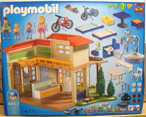 playmobil 4857 casita de verano. nuevo en caja   Comprar ...