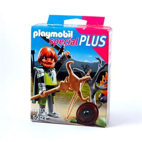 Playmobil 5293 special plus Guerrero Celta con Armas